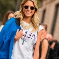 Style to Watch: Helena Bordon @ Fashion Weeks ❤ (parte I)