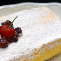 #Receita: cheesecake de 3 ingredientes!