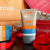 #Review: o novo BB Cream FPS80 da Dermage